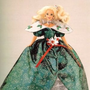 NIB 1995 Holiday Barbie